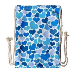 Heart 2014 0920 Drawstring Bag (large)