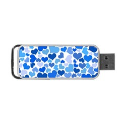 Heart 2014 0921 Portable USB Flash (One Side) by JAMFoto