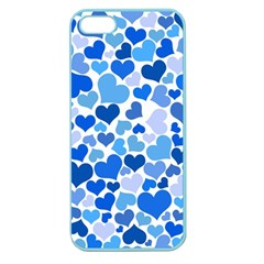 Heart 2014 0921 Apple Seamless Iphone 5 Case (color) by JAMFoto