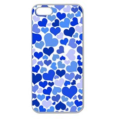 Heart 2014 0922 Apple Seamless Iphone 5 Case (clear) by JAMFoto