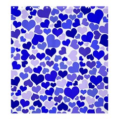 Heart 2014 0924 Shower Curtain 66  X 72  (large)  by JAMFoto