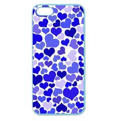 Heart 2014 0924 Apple Seamless Iphone 5 Case (color)