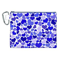 Heart 2014 0924 Canvas Cosmetic Bag (xxl)  by JAMFoto