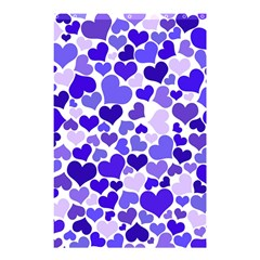 Heart 2014 0925 Shower Curtain 48  x 72  (Small)  by JAMFoto