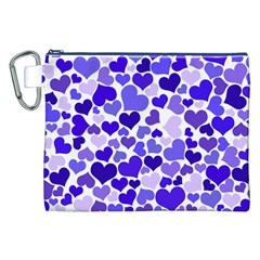 Heart 2014 0925 Canvas Cosmetic Bag (xxl)  by JAMFoto