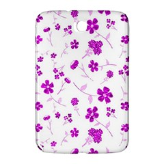 Sweet Shiny Floral Pink Samsung Galaxy Note 8 0 N5100 Hardshell Case  by ImpressiveMoments