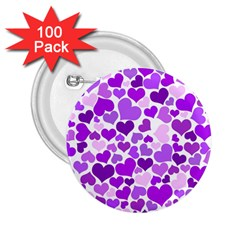 Heart 2014 0928 2 25  Buttons (100 Pack)  by JAMFoto