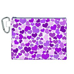 Heart 2014 0928 Canvas Cosmetic Bag (xl)  by JAMFoto