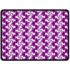Candy Illustration Pattern Double Sided Fleece Blanket (large)  by creativemom
