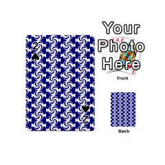 Candy Illustration Pattern Playing Cards 54 (Mini)  by creativemom
