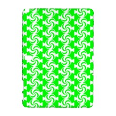 Candy Illustration Pattern Samsung Galaxy Note 10 1 (p600) Hardshell Case by creativemom