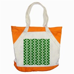 Candy Illustration Pattern Accent Tote Bag