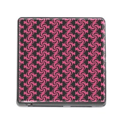 Candy Illustration Pattern Memory Card Reader (Square) by creativemom