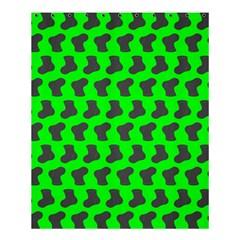 Cute Baby Socks Illustration Pattern Shower Curtain 60  X 72  (medium)  by creativemom