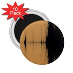 Sunset Black 2.25  Magnets (10 pack)