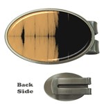 Sunset Black Money Clips (Oval)