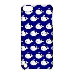 Cute Whale Illustration Pattern Apple Ipod Touch 5 Hardshell Case With Stand by creativemom