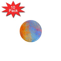 Hot And Cold 1  Mini Magnet (10 Pack)  by theunrulyartist