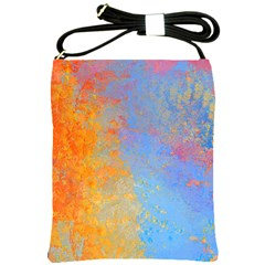 Hot And Cold Shoulder Sling Bags by theunrulyartist