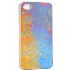 Hot And Cold Apple Iphone 4/4s Seamless Case (white) by theunrulyartist