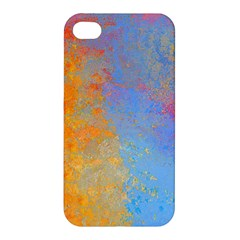 Hot And Cold Apple Iphone 4/4s Premium Hardshell Case by theunrulyartist