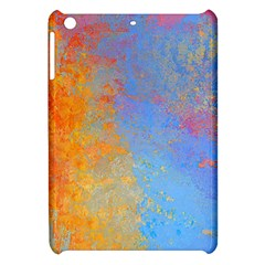 Hot And Cold Apple Ipad Mini Hardshell Case by theunrulyartist