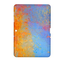 Hot And Cold Samsung Galaxy Tab 2 (10 1 ) P5100 Hardshell Case  by theunrulyartist