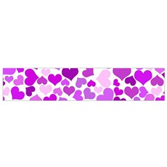 Heart 2014 0929 Flano Scarf (small)  by JAMFoto