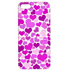 Heart 2014 0930 Apple Iphone 5 Hardshell Case With Stand by JAMFoto