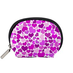 Heart 2014 0930 Accessory Pouches (small)  by JAMFoto