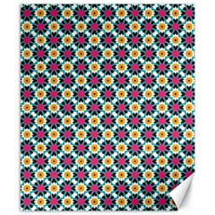Cute Pattern Gifts Canvas 8  x 10  by creativemom