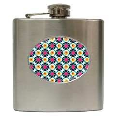 Cute Pattern Gifts Hip Flask (6 Oz) by creativemom