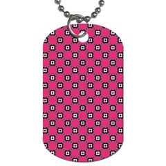 Cute Pattern Gifts Dog Tag (two Sides) by creativemom