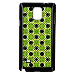 Cute Pattern Gifts Samsung Galaxy Note 4 Case (black) by creativemom