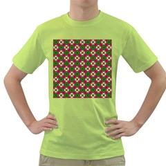 Cute Pattern Gifts Green T-Shirt by creativemom