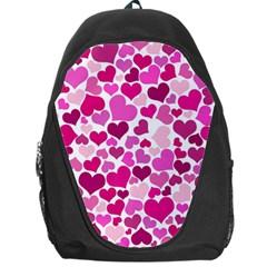 Heart 2014 0932 Backpack Bag
