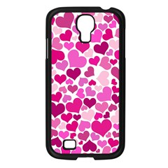 Heart 2014 0932 Samsung Galaxy S4 I9500/ I9505 Case (black)
