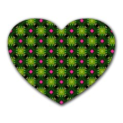Cute Pattern Gifts Heart Mousepads by creativemom