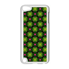 Cute Pattern Gifts Apple Ipod Touch 5 Case (white) by creativemom