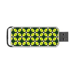 Cute Pattern Gifts Portable Usb Flash (one Side) by creativemom