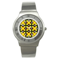 Cute Pattern Gifts Stainless Steel Watches by creativemom