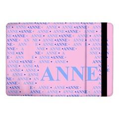 Anne Samsung Galaxy Tab Pro 10 1  Flip Case by MoreColorsinLife