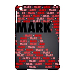 Mark Apple Ipad Mini Hardshell Case (compatible With Smart Cover) by MoreColorsinLife