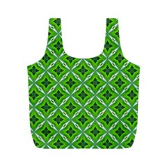 Cute Pattern Gifts Full Print Recycle Bags (m)
