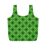Cute Pattern Gifts Full Print Recycle Bags (M)  Back