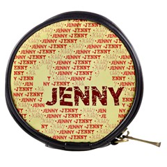 Jenny Mini Makeup Bags by MoreColorsinLife