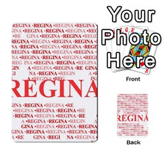 Regina Multi Purpose Cards (rectangle)