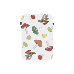 Mushrooms Pattern 02 Apple Ipad Mini Protective Soft Cases by Famous