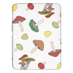 Mushrooms Pattern 02 Samsung Galaxy Tab 3 (10 1 ) P5200 Hardshell Case  by Famous