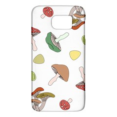 Mushrooms Pattern 02 Galaxy S6 by Famous